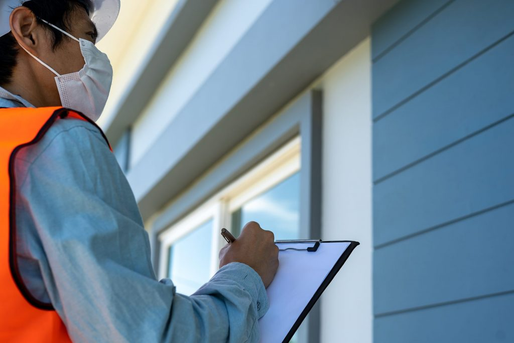What happens at a home inspection